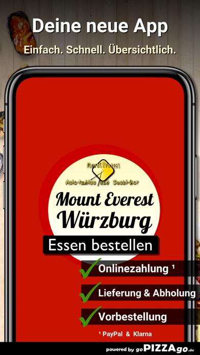 Mount Everest Würzburg screenshot 1