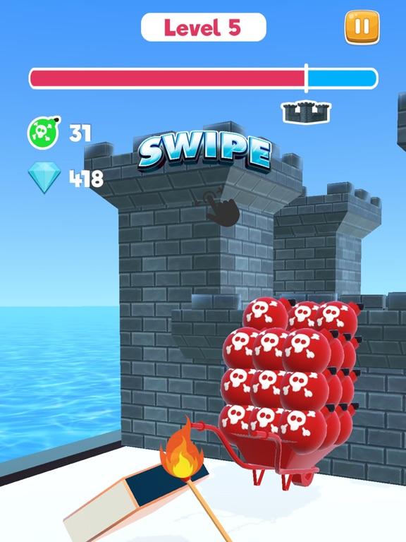 Bomber Rush 3D screenshot 4