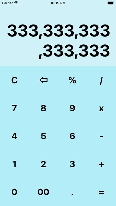 My BlueCalculatorلقطة شاشة2