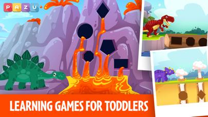 幼児のための教育恐竜ゲーム紹介画像3
