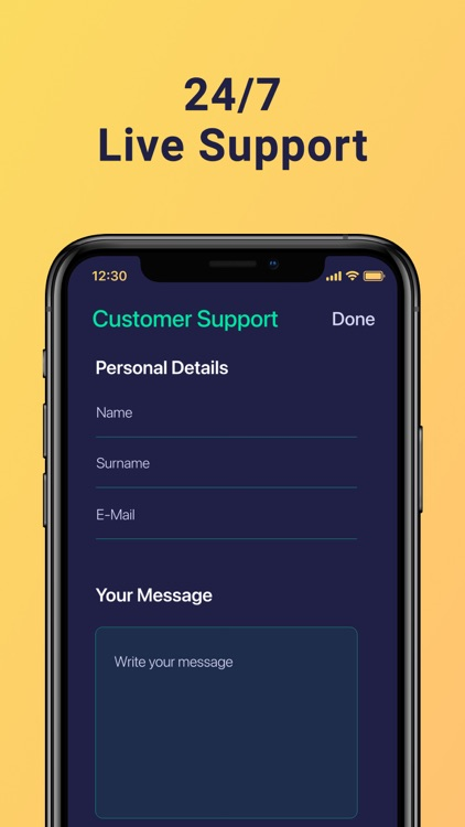 Easy Proxy : VPN for iPhone screenshot-4