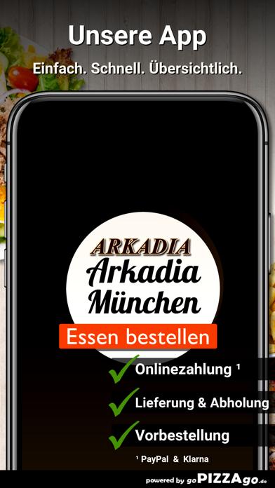 Arkadia München screenshot 1