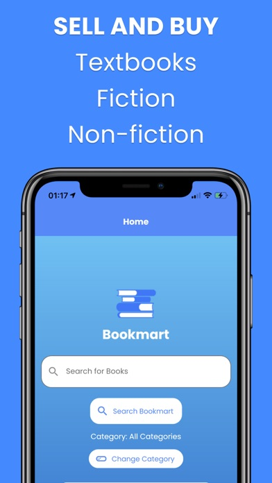 Bookmart screenshot 1