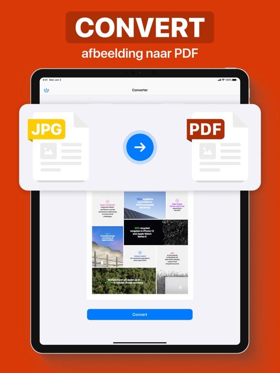PDF iPad app afbeelding 3