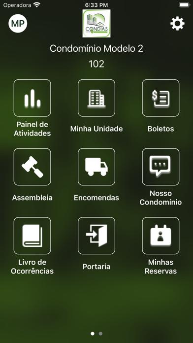 Condias screenshot 4