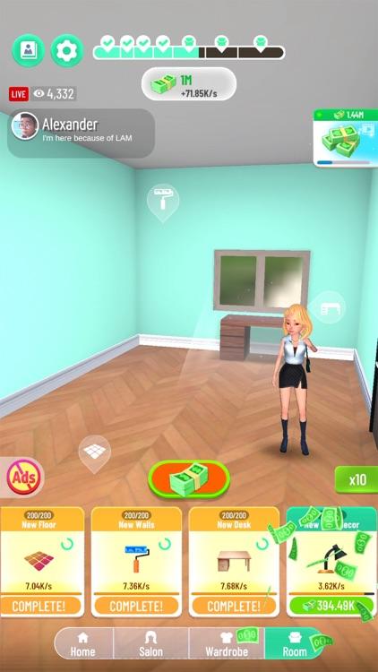 Idle Magic Makeover screenshot-6