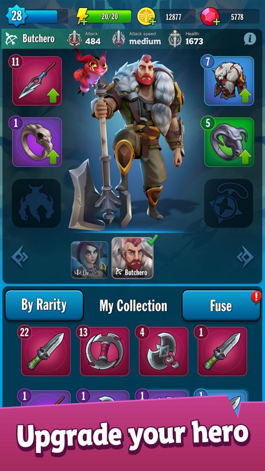 Forge of War: Epic Hunter