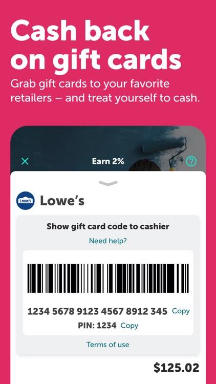 Ibotta: Save & Earn Cash Back screenshot-3
