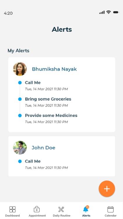 SoulTab Caregiver screenshot-3