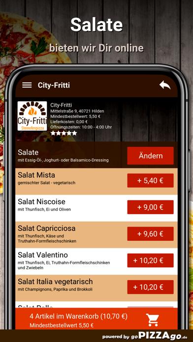 City-Fritti Hilden screenshot 5