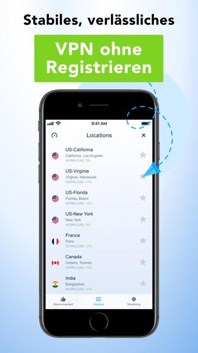 VPN Unlimited - Secure ShieldScreenshot von 2