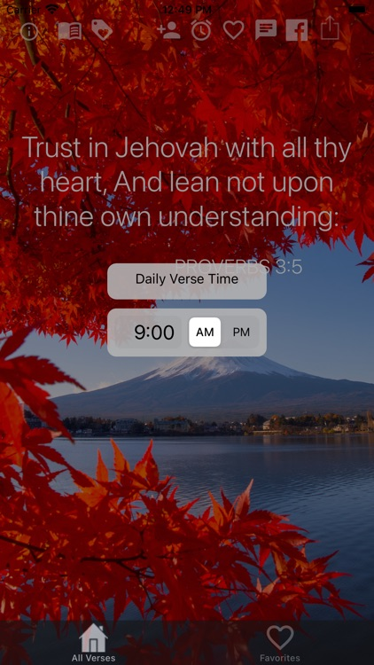 Bible Verse of the Day! screenshot-5
