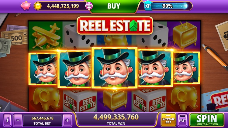 Gambino Slots - Vegas Casino screenshot-5