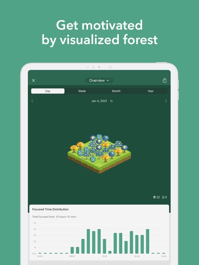 Forest - Your Focus Motivation