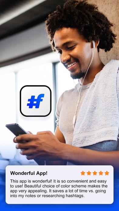 Fitness Hashtags App 7