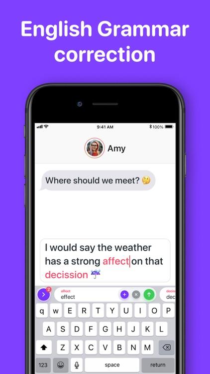 Grammatica Grammar Check App screenshot-9