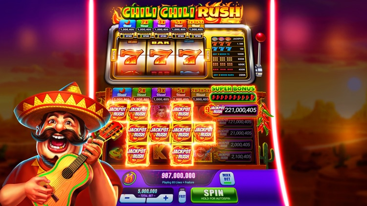 Slotrillion™ - Casino Slots screenshot-4