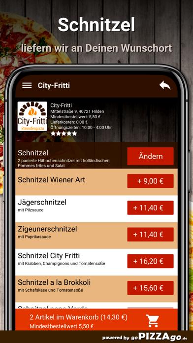 City-Fritti Hilden screenshot 6