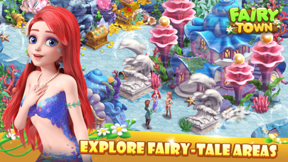 Baixar Fairy Town para Android