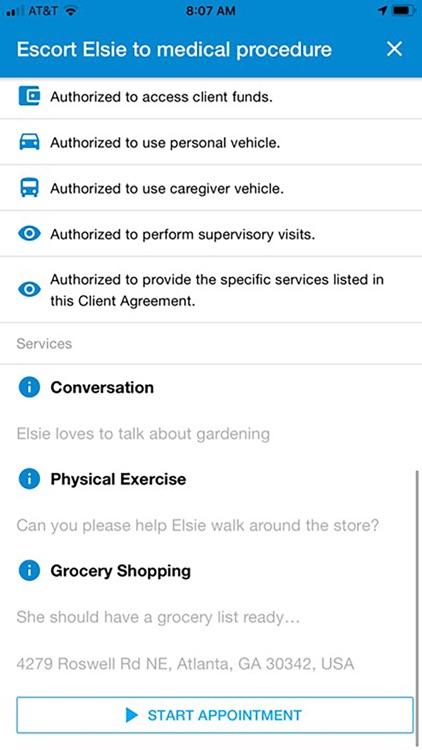 Bubbe's Care Provider screenshot-6