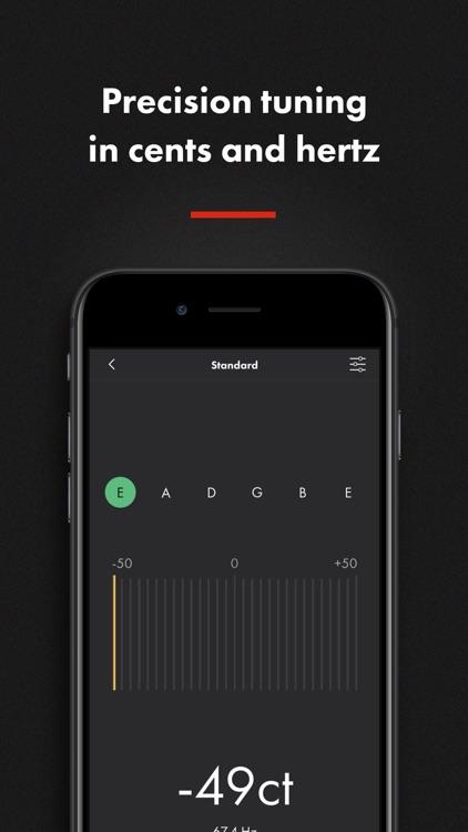 Fender Guitar Tuner screenshot-3