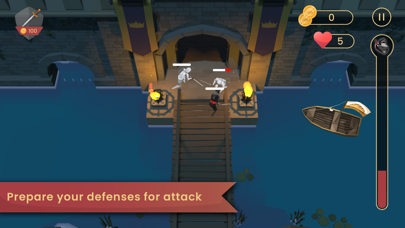 Defend the Crown screenshot 1