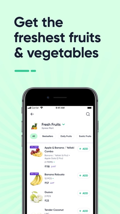 Dunzo: Grocery Delivery App