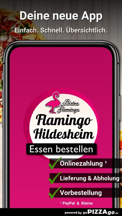 Bistro Flamingo Hildesheim screenshot 1