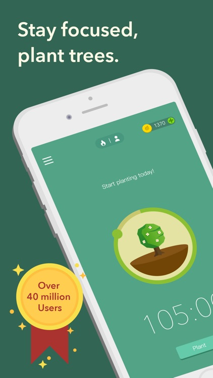 Forest - Your Focus Motivation screenshot-0