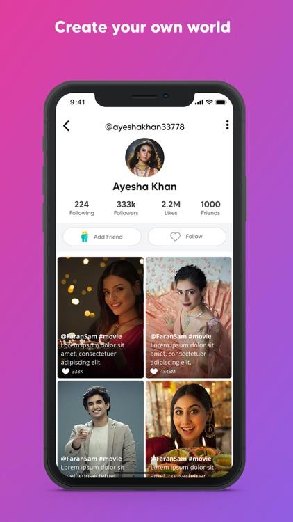 D2 – Lifestyle Video App screenshot-3