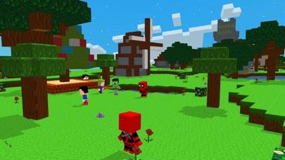 Block Craft World: Craft.io screenshot 2