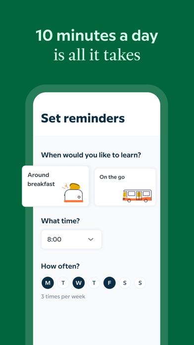 Babbel - Language Learningのおすすめ画像7