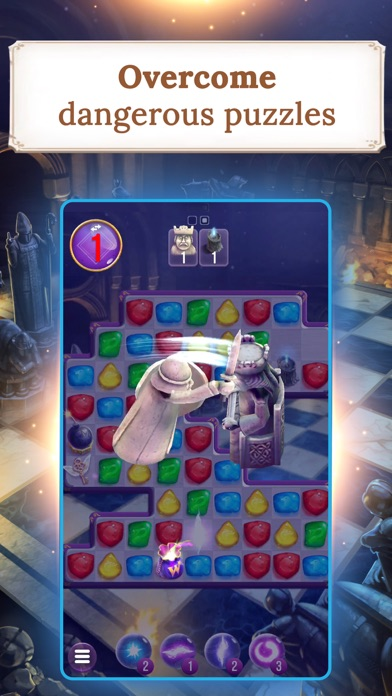 Harry Potter: Puzzles & Spells  wiki review and how to guide