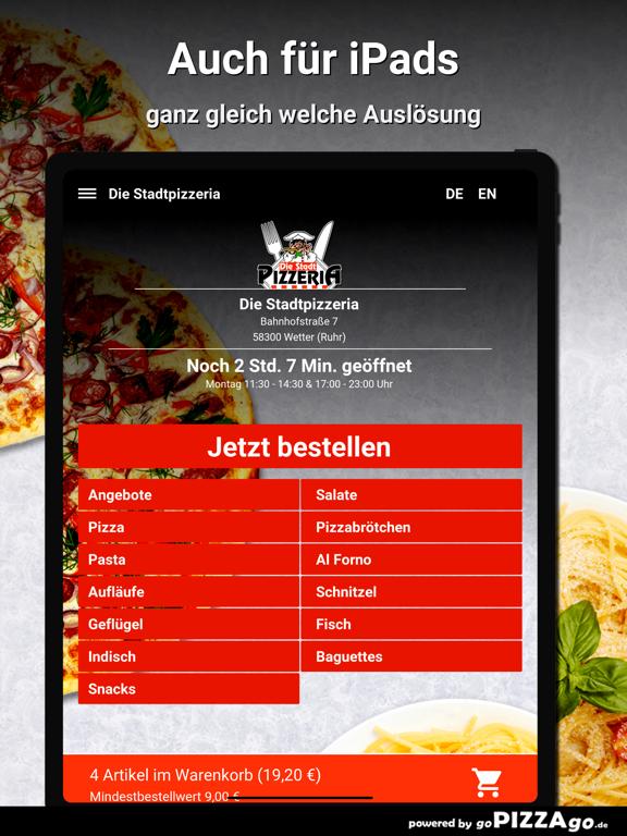 Stadtpizzeria Wetter (Ruhr) screenshot 7