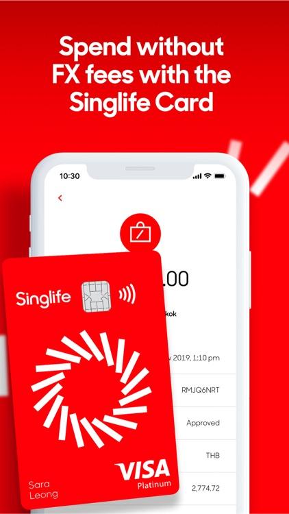 Singlife | Investing & Saving screenshot-3