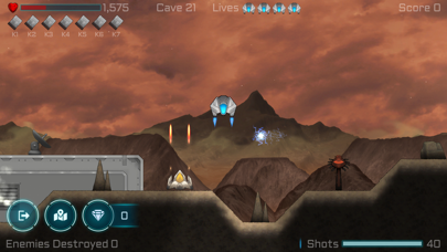 Caves Of Mars screenshot 2
