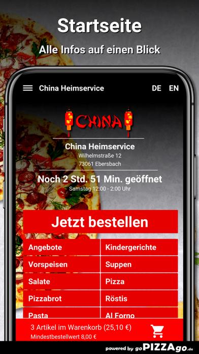 China Heimservice Ebersbach screenshot 2