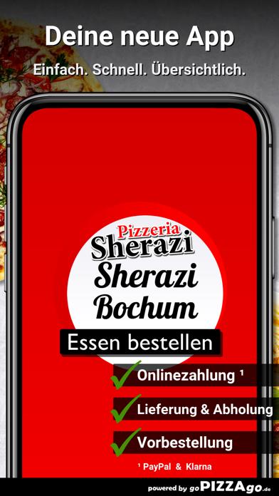 Pizzeria Sherazi Bochum screenshot 1