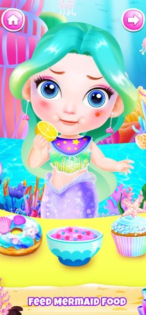 Công chúa: Nàng tiên cá