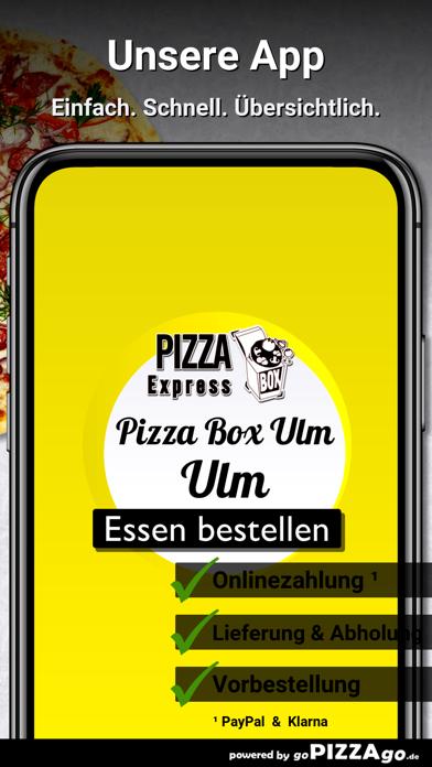 Pizza Box Ulm Ulm screenshot 1