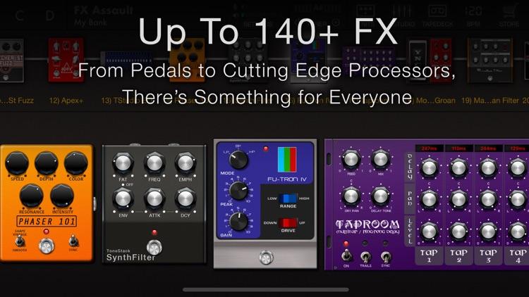 ToneStack PRO Guitar Amps & FX screenshot-5