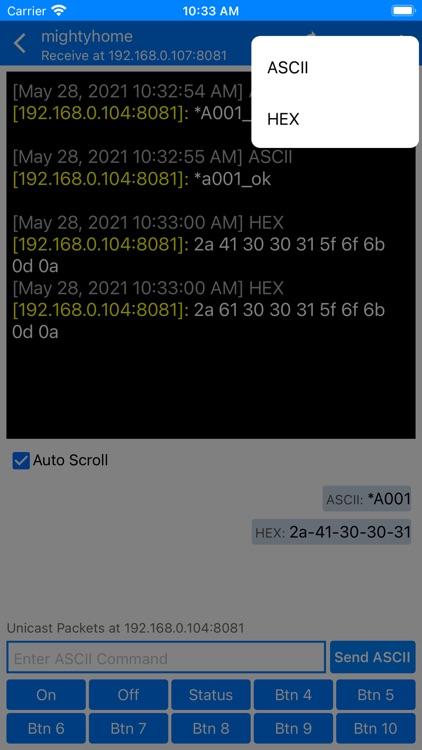 UDP Terminal screenshot-3
