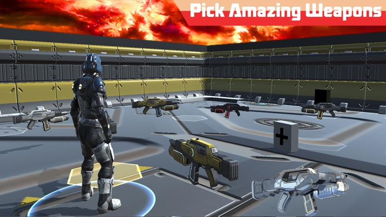 Future Strike - Steel Shooter