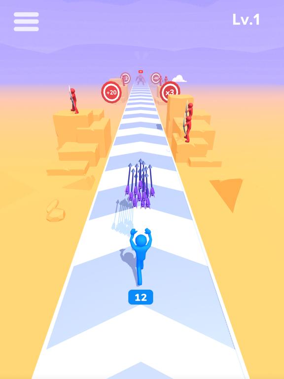 Running Archer screenshot 4
