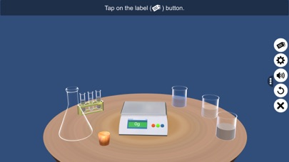 Law of Conservation of Mass screenshot 2