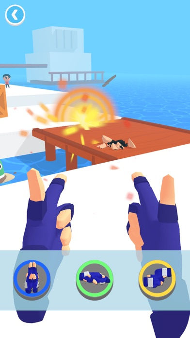 Ninja Hands  wiki review and how to guide