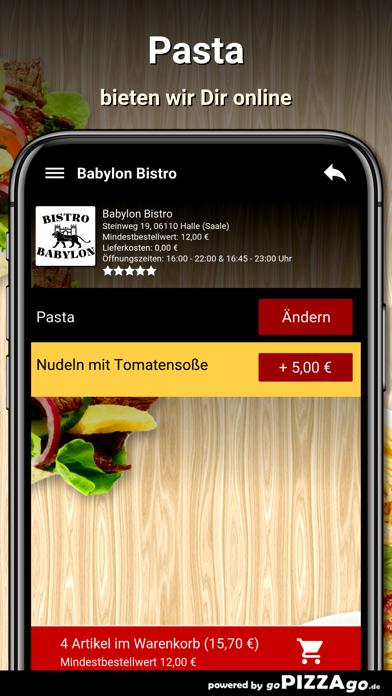 Babylon Bistro Halle (Saale) screenshot 5