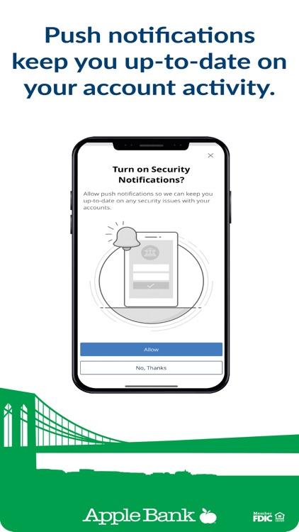 Apple Bank Mobile Banking screenshot-5