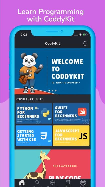 CoddyKit - Learn to Code