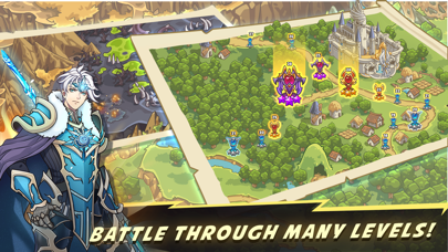 Defender Tower Madness 2 Screenshot on iOS